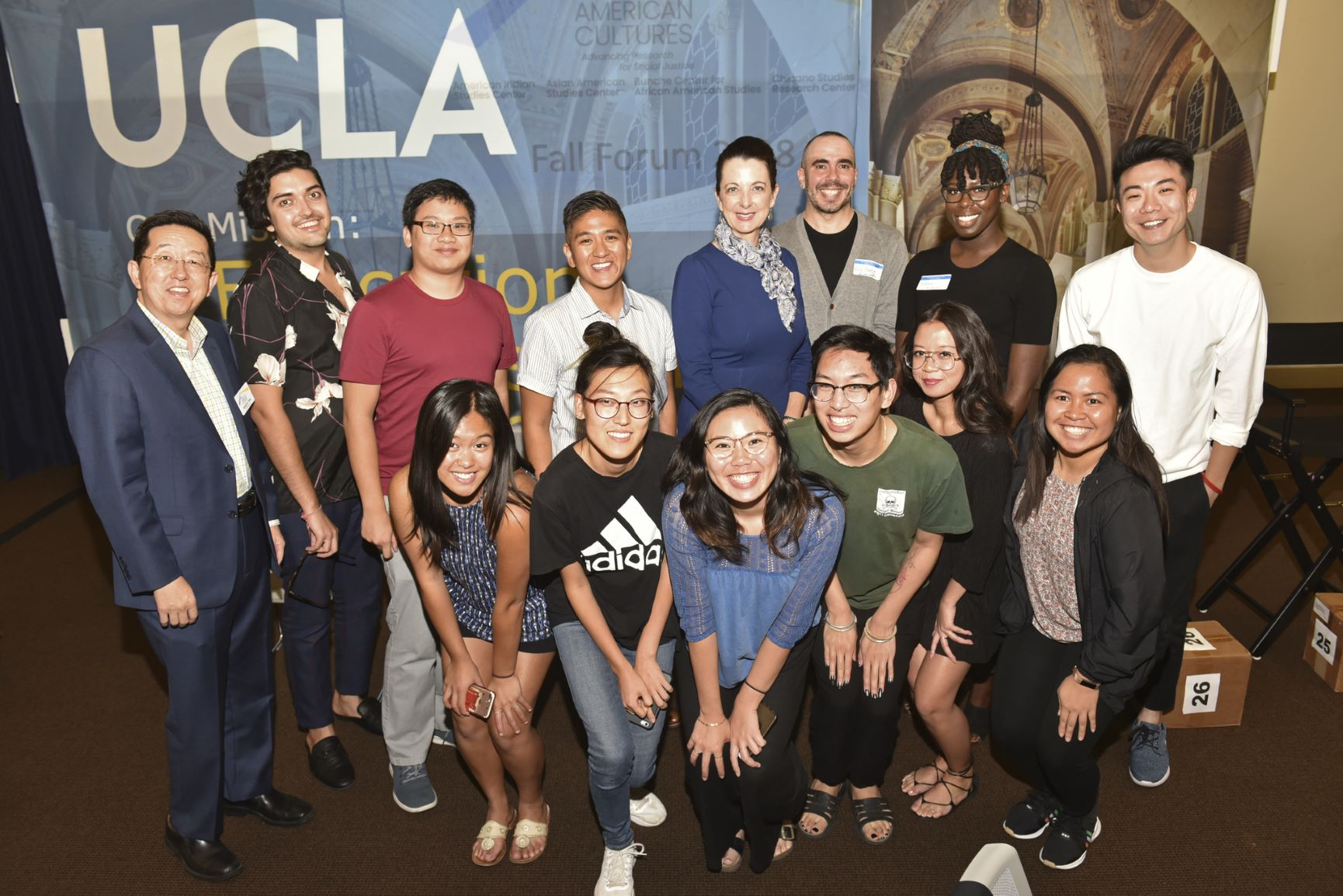 Diversity and Social Action Work Showcased at Annual iAC Fall Forum